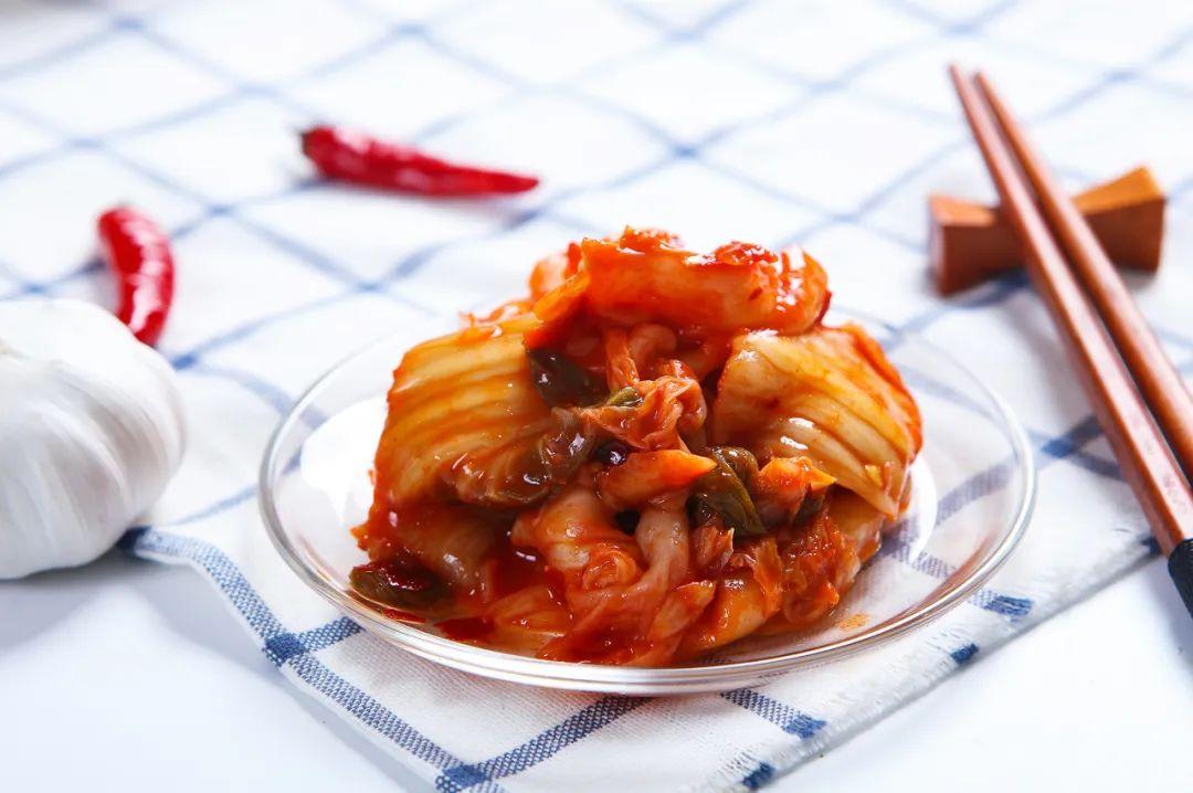 家庭版辣白菜,百搭下飯神菜,簡單開胃