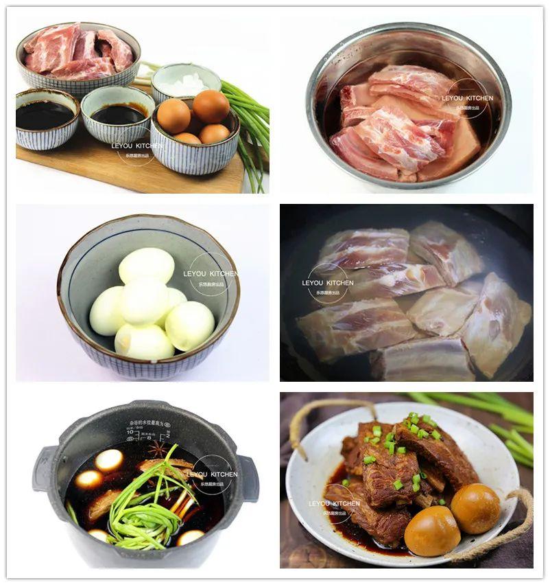 立秋贴秋膘喽~ 用电饭锅炖锅肉吧,4种做法,一键即成~