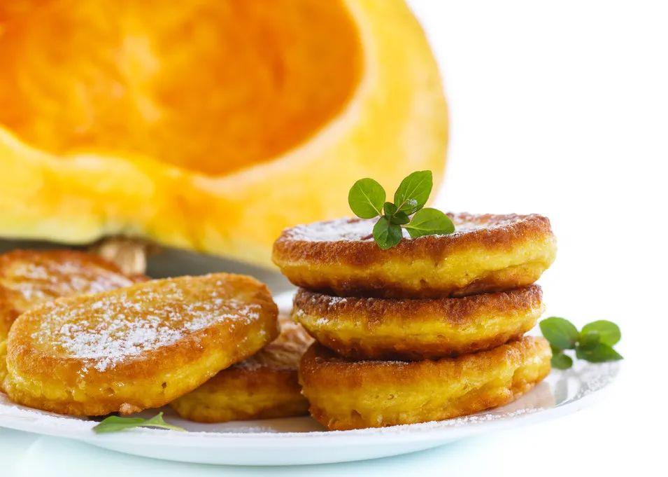 应季南瓜当早餐,美味上桌就光盘!